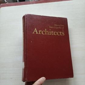 Macmillan Encyclopedia of Architects.2 麦克米伦百科全书(精装)