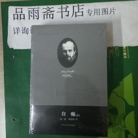白痴-费.陀思妥耶夫斯基全集(全二册)