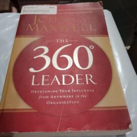 中层领导力 英文原版管理学书籍 The 360 Degree Leader
