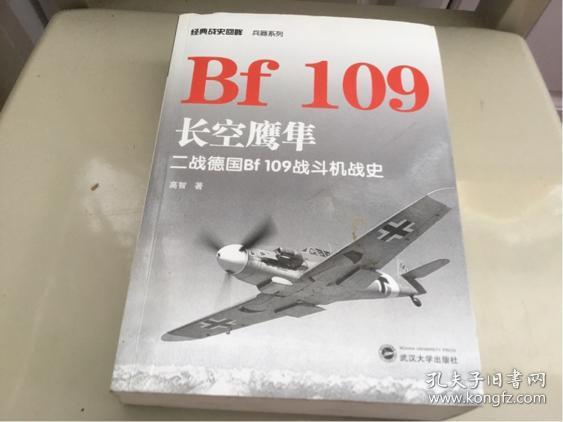 长空鹰隼:二战德国Bf 109战斗机战史