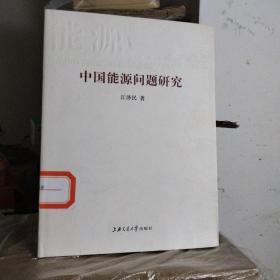 中国能源问题研究