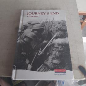 原版英文高中戏剧文学作品 Journey's End 原版英文高中戏剧文学作品 Journey's End