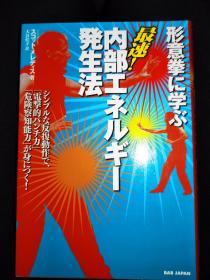 正版 形意拳修炼法 日文版 形意五形拳 形意拳十二形