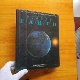 Planet Earth  JONATHAN WEINER  16开 精装【内页干净】