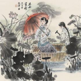 魏志平作品 河北省美术家协会会员