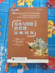 21世纪经管权威教材:中国版技术与创新的管理:战略视角