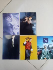 五张柯达外国明星彩色照片