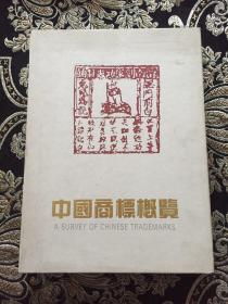中国商标概览(画册)