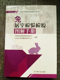 兔屠宰检验检疫图解手册    【硬精装,一版一印,全新未阅】