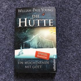 德文原版:DIE HUTTE(小木屋)
