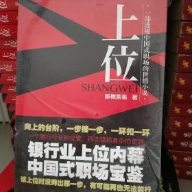 上位:一部透视中国式职场的世情小说