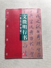 文微明行书【前后赤壁赋】书法教程
