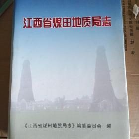 江西省煤田地质局志。95成新