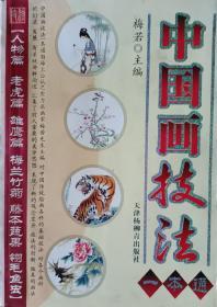 《中国画技法一本通》