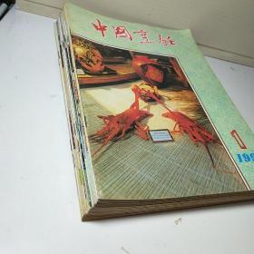 中国烹饪   1993年     全年12期   (私藏品佳)