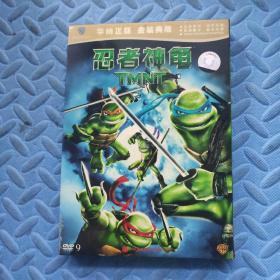 忍者神龟 DVD