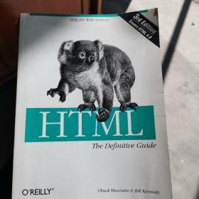 HTML The Definitive Guide( 3nd Edition)