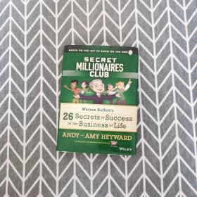 Secret Millionaire's Club[巴菲特的秘密俱乐部]