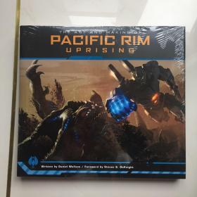 英文原版 The Art and Making of Pacific Rim Uprising 电影艺术设定集 精装画册 机体原设 电影花絮