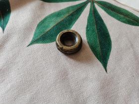 清代铜制虎撑药铃一枚 直径4厘米 声音清脆  保真包老 老的 看好 在铺子