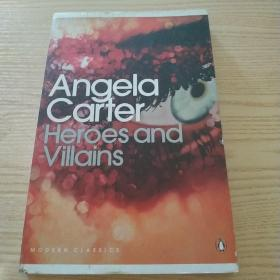 Heroes and Villains. Angela Carter