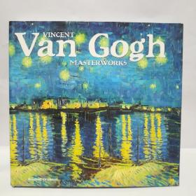 Van Gogh: A Life in Letters & Art (Masterworks)凡高