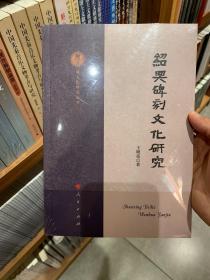 绍兴碑刻文化研究—越文化研究丛书