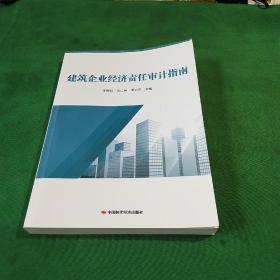 建筑企业经济责任审计指南