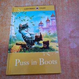 Ladybird Tales: Puss in Boots  穿靴子的猫