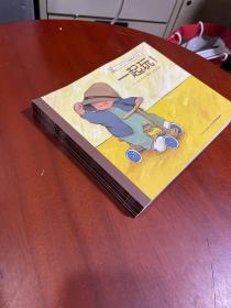 0-3岁行为习惯教养绘本:《一起玩!》《弄脏了!》《再见!》《不哭不哭!》《打招呼!》《不可以!》6本合售