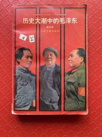 历史大潮中的毛泽东