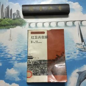 当代中国国是反思丛书:红卫兵狂飙   一版一印  馆藏本    除扉页印章外无写划   详情阅图