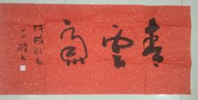 艺术家曹雄先生书法《青云斋》(二)