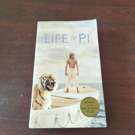 Life of Pi (International Edition, Movie Tie-In) 少年派的奇幻漂流