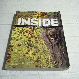 Practice Book::INSIDE Language · Literacy · Content (平装 16开 详情看图)