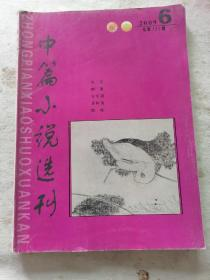 中篇小说选刊(2009年第六期)