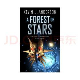 【全新正版现货】星林A Forest of Stars9780743430661