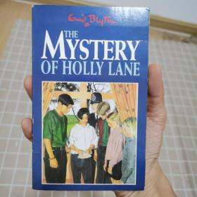 the mystery of holly lane 11英文原版包正品