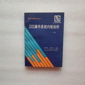 DOS操作系统内核剖析  上册
