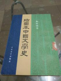 插图本中国文学史(四)繁体竖版