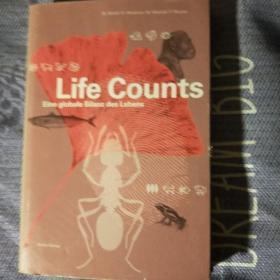 Life Counts. Eine globale Bilanz des Lebens
