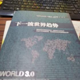"""下一波世界趋势:""""世界3.0""""时代即将到来!阅读此书,相当于在哈佛大学秘密读了一年书。"""