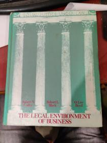 THE LEGAL ENVIRONMENT OF BUSINESS(Fifth Edition)