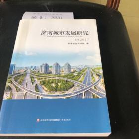 济南城市发展研究