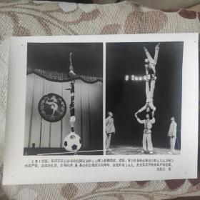 1984年,昆明军区政治部杂技团的《大球》河南邑县杂技团《三人顶碗》,获本次比赛铜牌