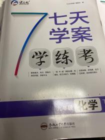 新版春七天学案学练考下册九年级化学RJ课时作业