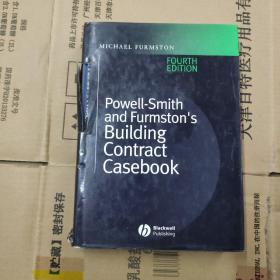 Powell ]Smith and Furmston's Building Contract Casebook  第四版 Fourth Edition