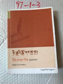 日月长相依:华旦尖措组诗选粹藏文