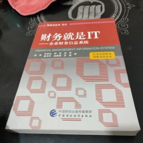 财务就是IT:企业财务信息系统