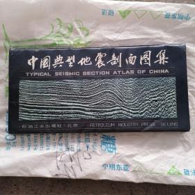 中国典型地震剖面图集